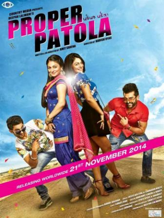 Proper Patola (2014) Punjabi Movie