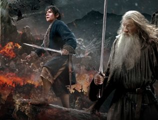The Hobbit The Battle of the Five Armies (2014) 200MB English Download 480p
