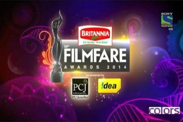 60th Filmfare Awards (2015) HDTV 720P Free Download 250MB
