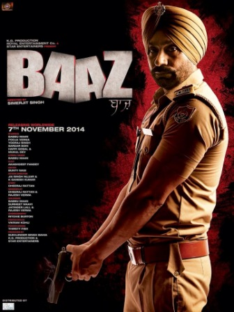 Baaz (2014) Punjabi Movie