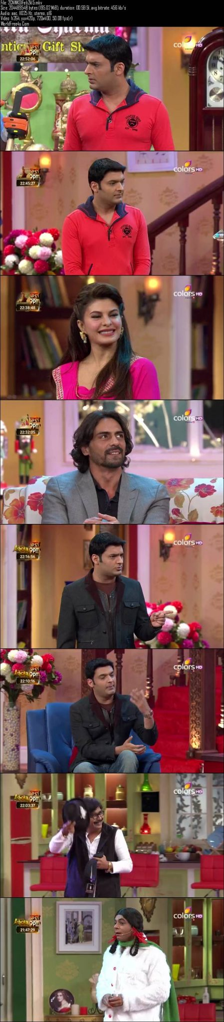 Comedy Nights With Kapil 1st February (2015)