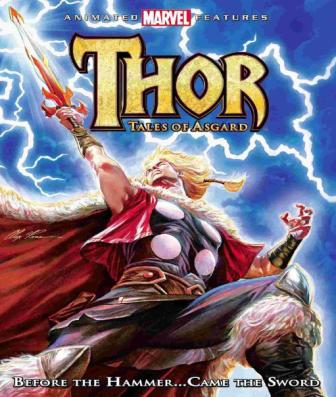 Thor: Tales of Asgard (2011) 200MB