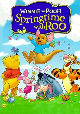 Winnie the Pooh Springtime with Roo (2004)