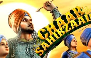 Chaar Sahibzaade (2014) Punjabi Movie 200MB 480p Download