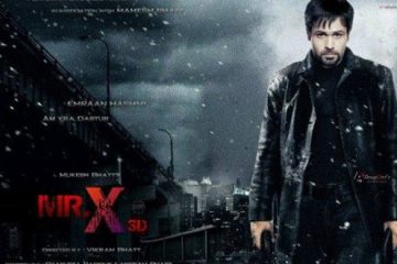Mr. X (2015) Hindi Movie Download 250MB Pdvd