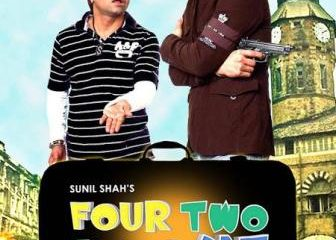 Four Two Ka One (2013) Hindi Movie Download 480p 150MB