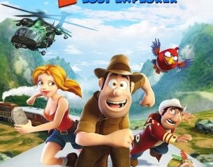 Tad, the Lost Explorer (2012) Dual Audio Download 480p