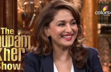 The Anupam Kher Show 30th August (2015) 150MB