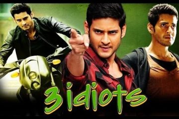 3 Idiots (2015) Hindi Dubbed HD 480p