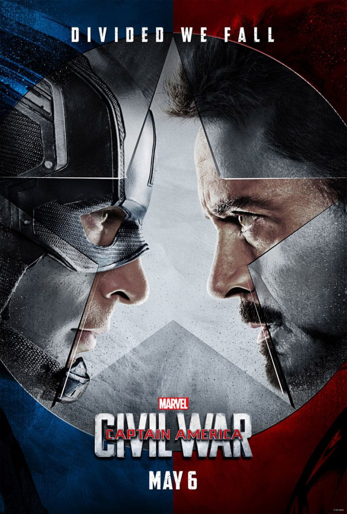 Captain America Civil War 2016 Official Trailer 720p
