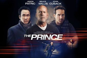 The Prince (2014) BRRip 720p 400MB Dual Audio Download