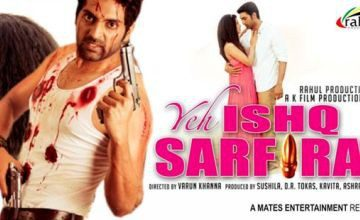 Yeh Ishq Sarfira (2015) Hindi Movie Watch online HD 480p