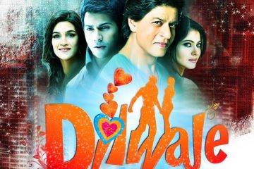 Dilwale 2015 Hindi Movie Full DVDscr 700MB