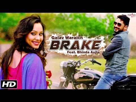 BRAKE-Punjabi-Bullet-Video-HD-Song-720p