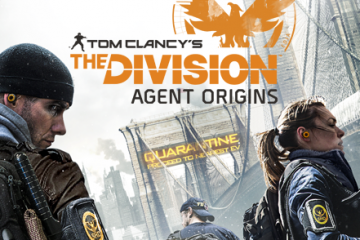 Tom Clancys the Division Agent Origins (2016) Watch Online DVDRip 720p