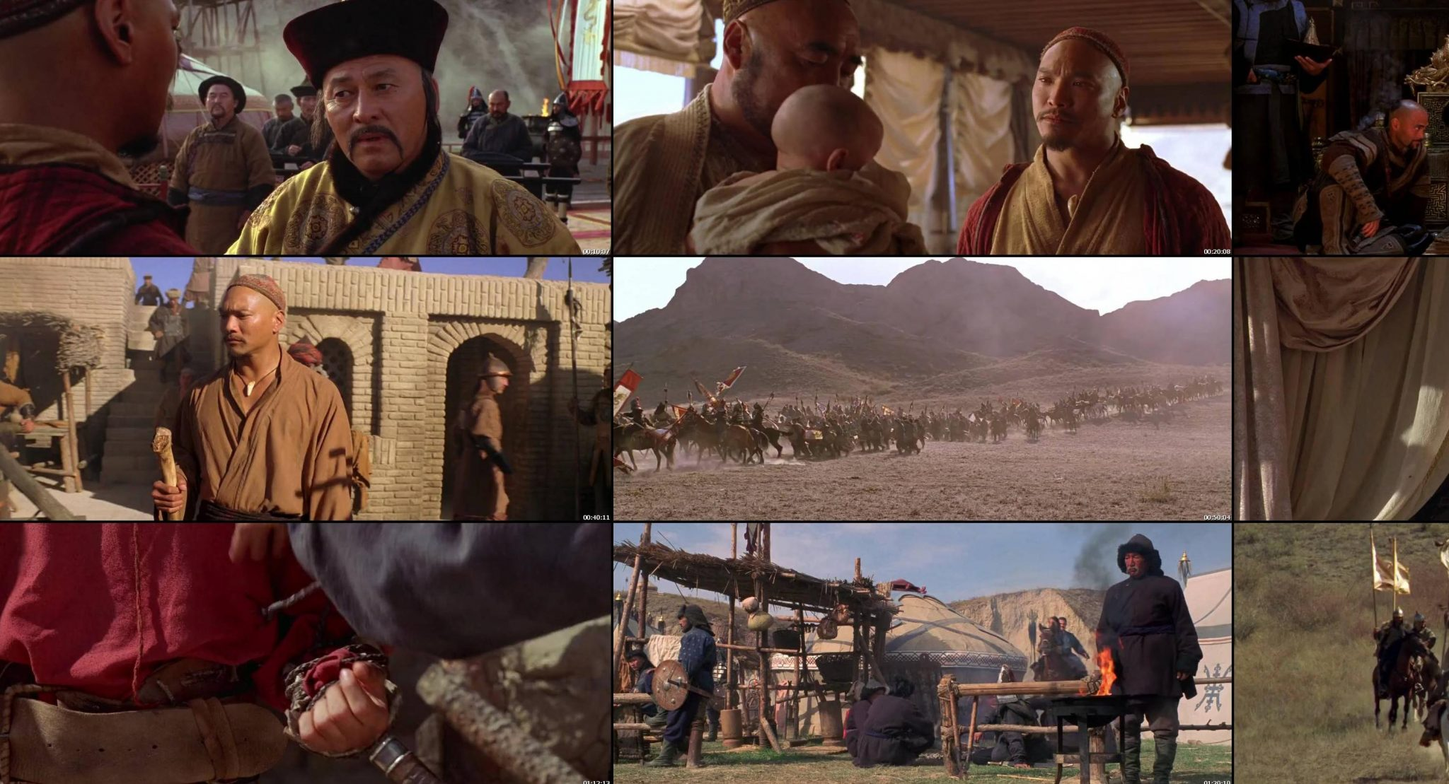 Nomad The Warrior (2005)1