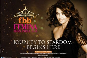 Femina Miss India 2016 Main Event HDTV 720p