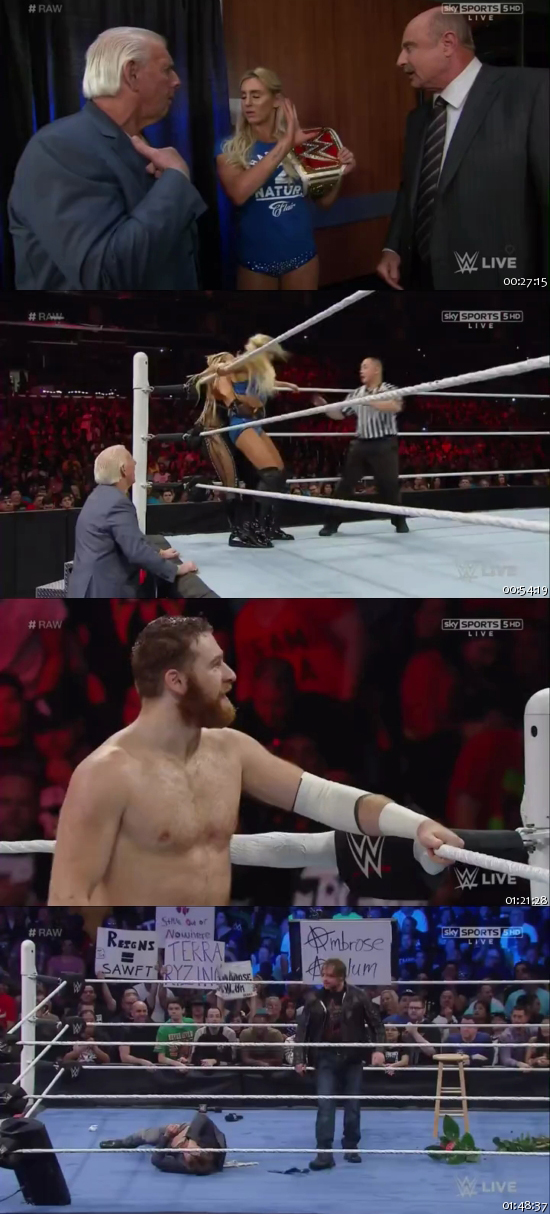 WWE Monday Night Raw 11 April 2016-2