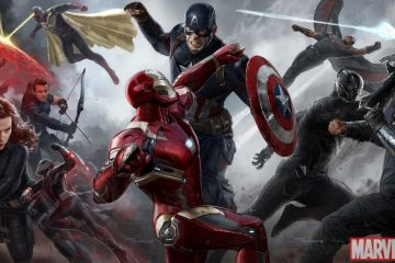 Captain America Civil War 2016 Dual Audio 720p