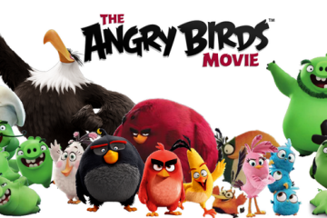 Angry Birds Movie 2016 English HD-TC 720p