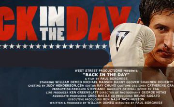 Back in the Day (2016) English HDRip 350MB