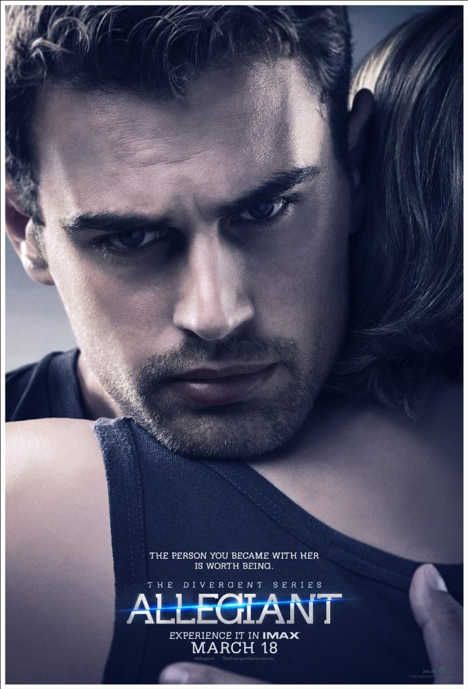 Allegiant 2016 English BRRip 720P-1