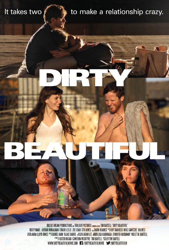 Dirty Beautiful 2016 English HDRip 720p