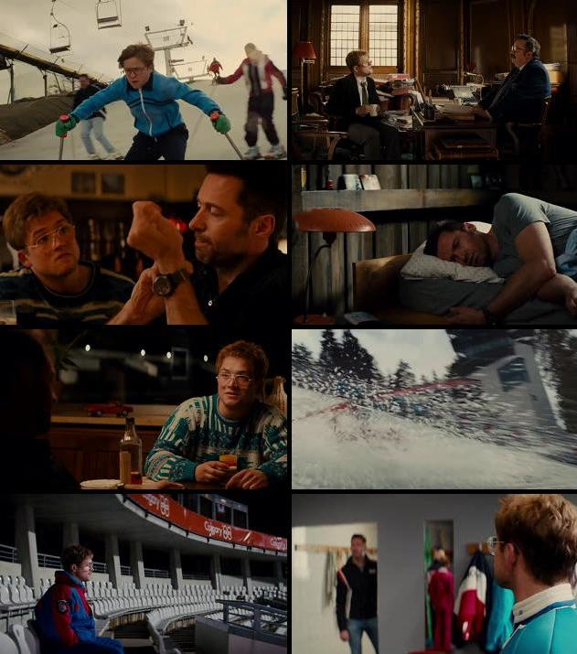 Eddie The Eagle 2016-2