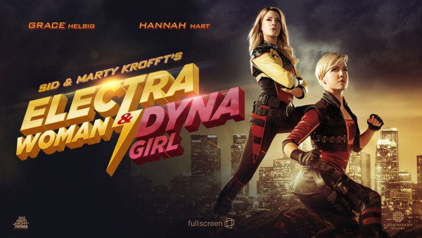 Electra Woman & Dyna Girl (2016)