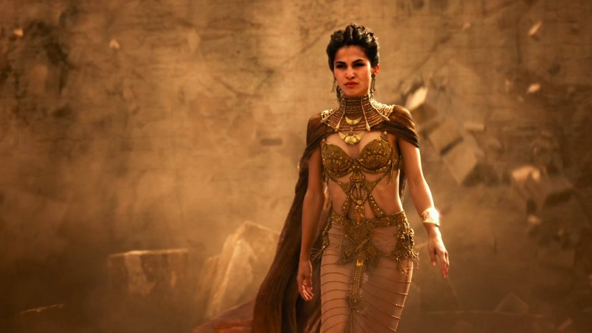 Gods Of Egypt 2016 English BluRay 1080p-1