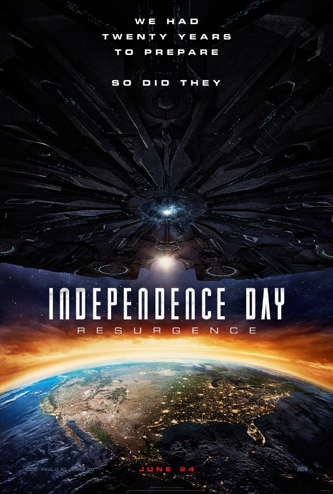 Independence Day Resurgence 2016 Dual Audio HDRIP 650MB