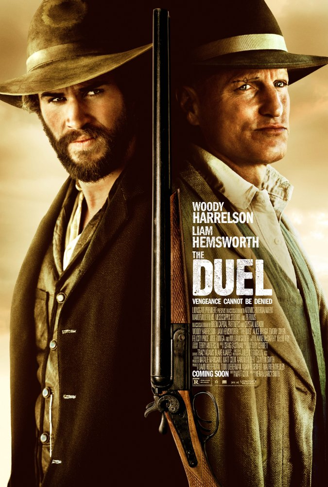 The Duel 2016 English HDRip 720p