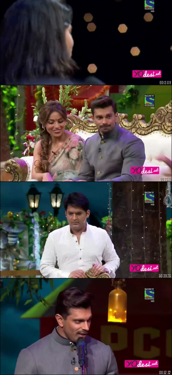 The Kapil Sharma Show 04 June 2016 HDTV 200mb