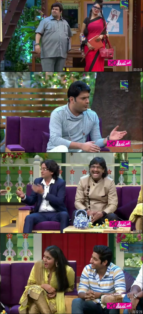 The Kapil Sharma Show 12 June 2016 HDTV 480p 250mb