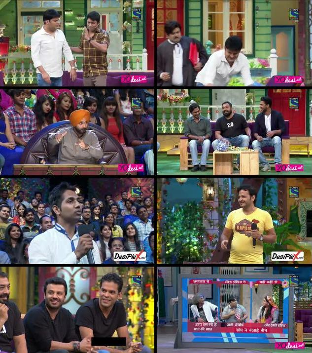 The Kapil Sharma Show 25 June 2016 HDTV 480p