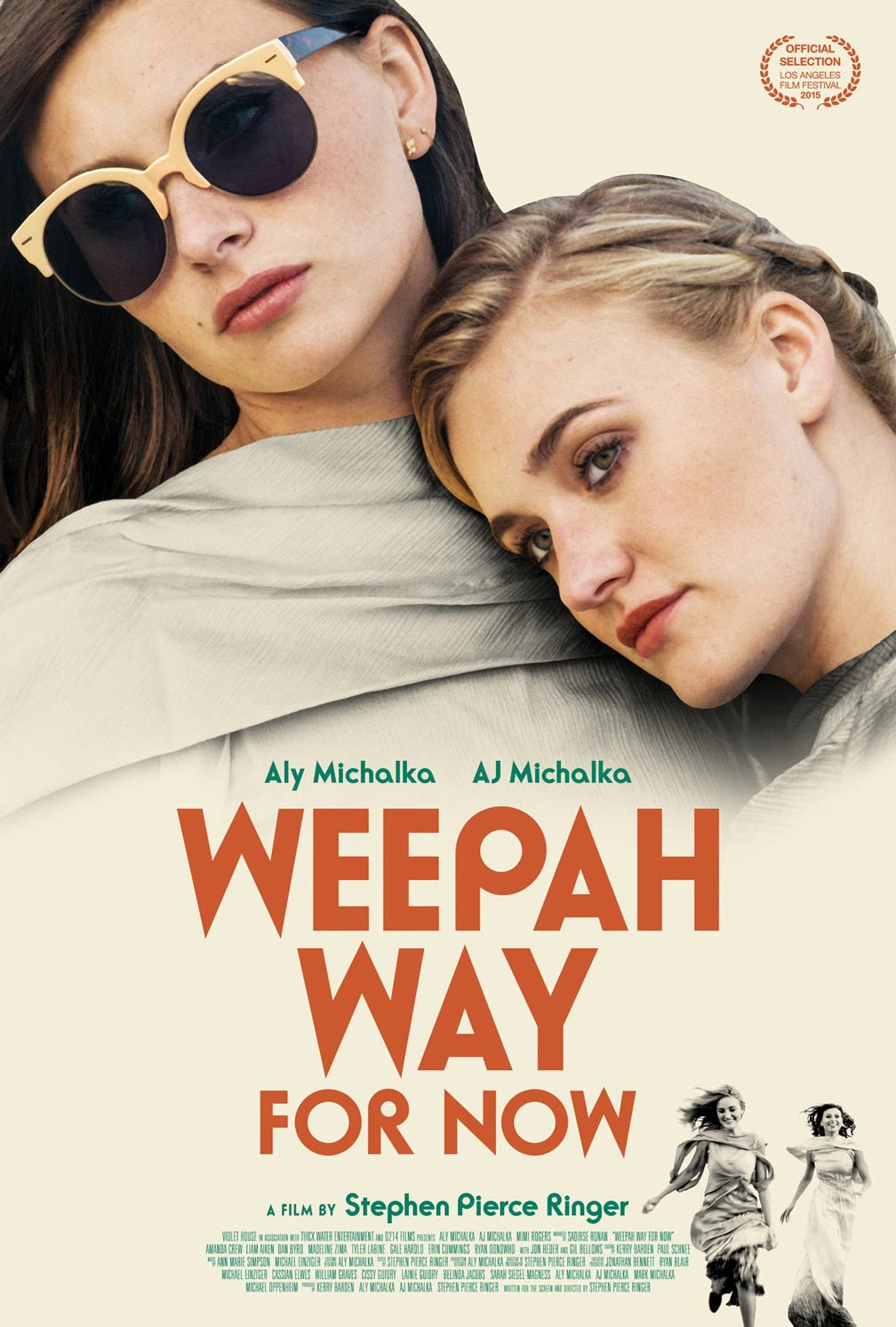 Weepah Way for Now (2016)