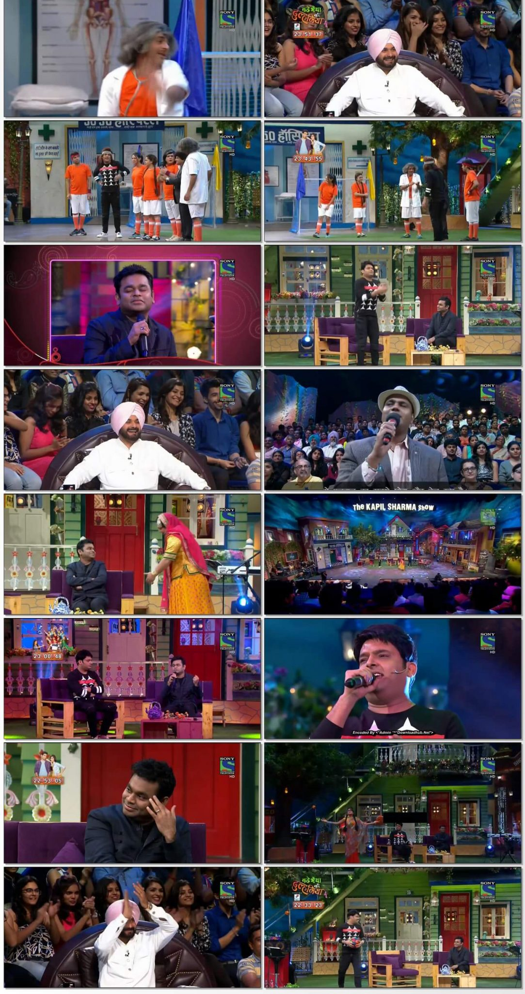The Kapil Sharma Show 17th July 2016-2