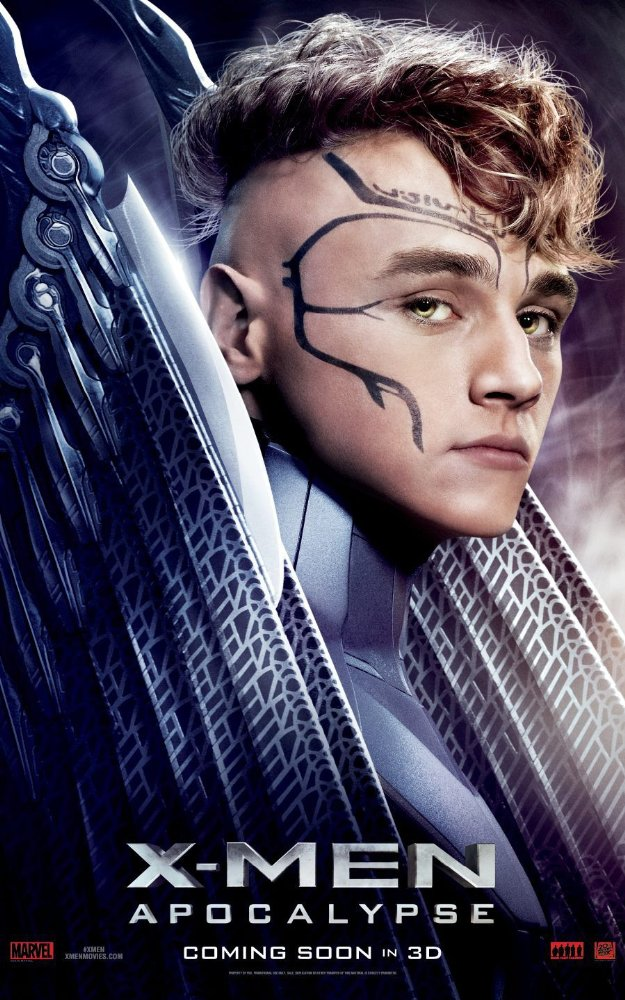 X-Men Apocalypse 2016 English HDRip 720p-1